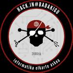 Hack.in#badkaigu IKT pribatutasun hitzaldia